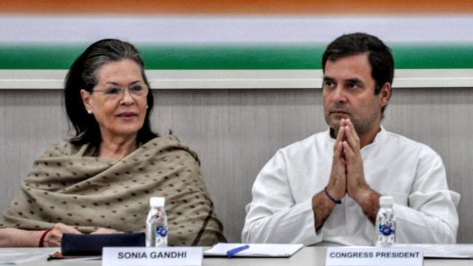 Indian National Congress,Rahul Gandhi,Sonia Gandhi