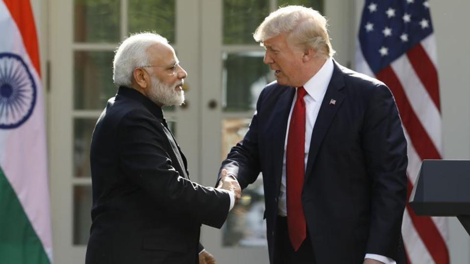 Donald Trump calls to congratulate PM Modi, will meet at G-20 Summit in Japan