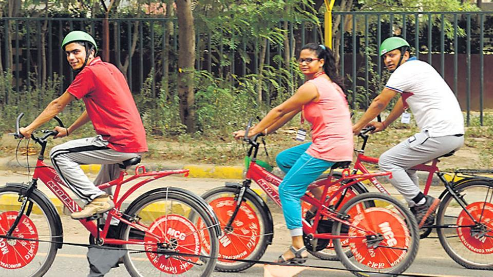 After a break of two years, Raahgiri Day — the open-street event held to promote sustainable mobility options and reclaim the streets from vehicles for the public — will return to Delhi this weekend.