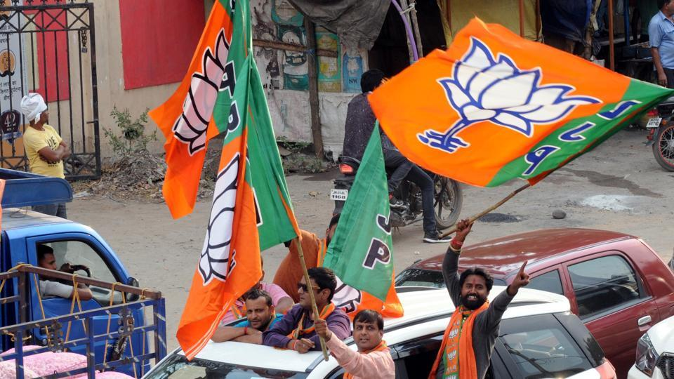 The BJP retained all seven Lok Sabha seats that it won in the 2014 polls, only with better margins this time.
