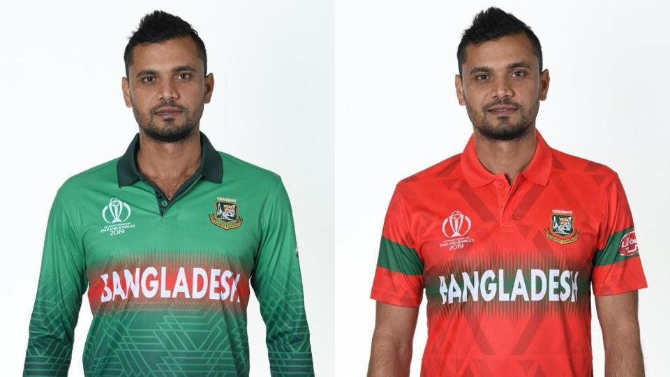 2f65143dd ICC World Cup 2019  Bangladesh first to unveil away kit