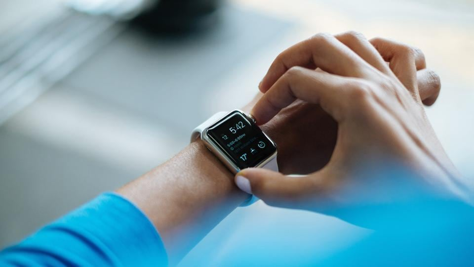 Representational image of wearable technology.