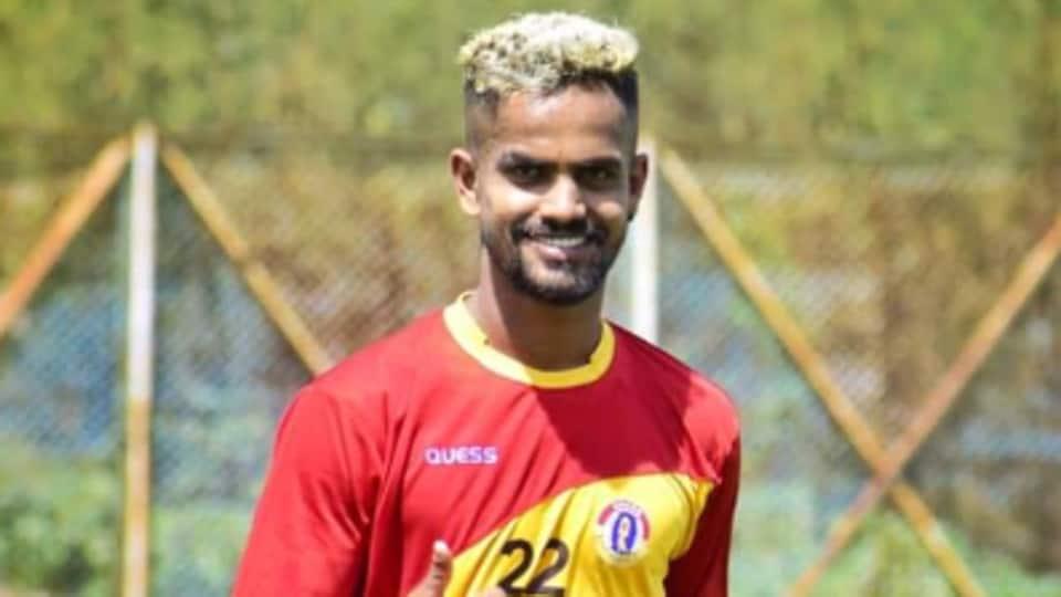 Sunil Chhetri,Jobby Justin,Indian football team