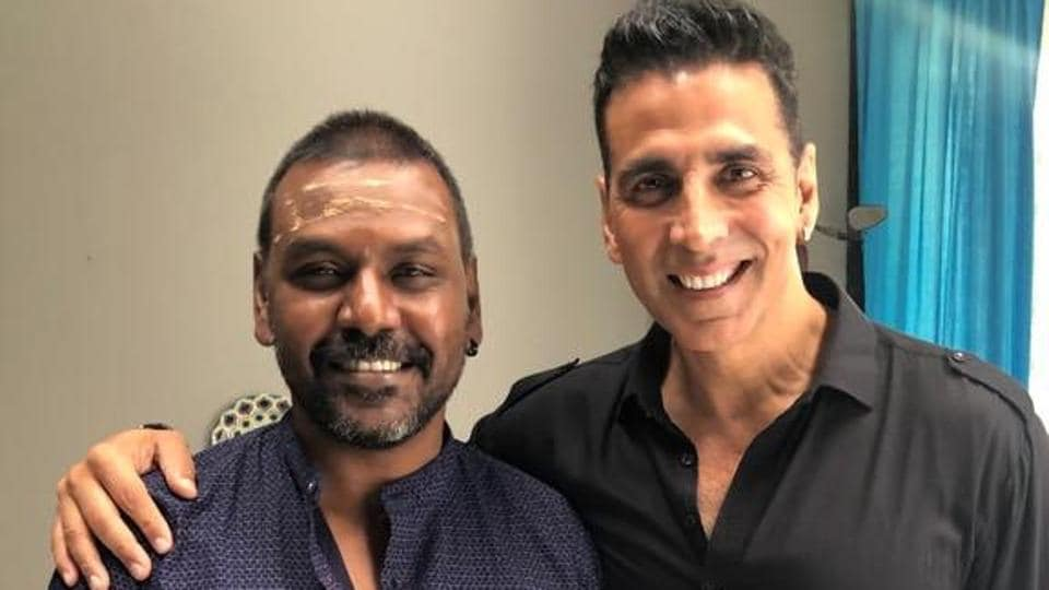 Raghava Lawrence said the poster for Laxmmi Bomb was released without consulting him.