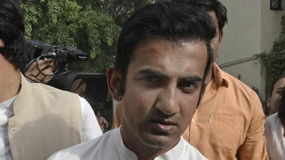 Former cricketer and BJP's new East Delhi MP Gautam Gambhir on Saturday targeted Delhi chief minister Arvind Kejriwal for running a negative campaign against him in the recent Lok Sabha elections.