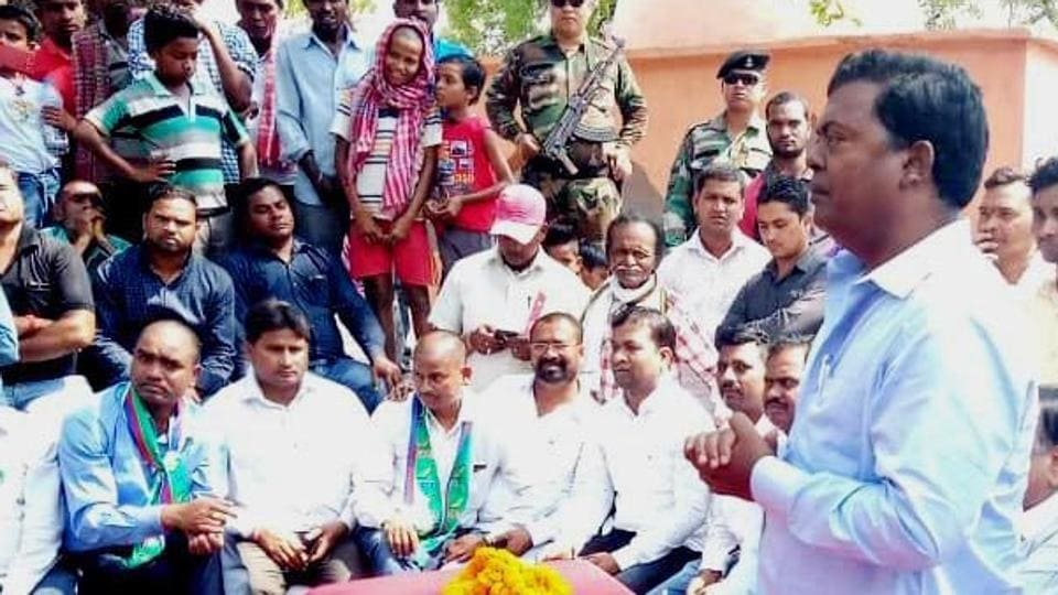 Coalition with BJP earns Jharkhand's AJSU its parliamentary debut