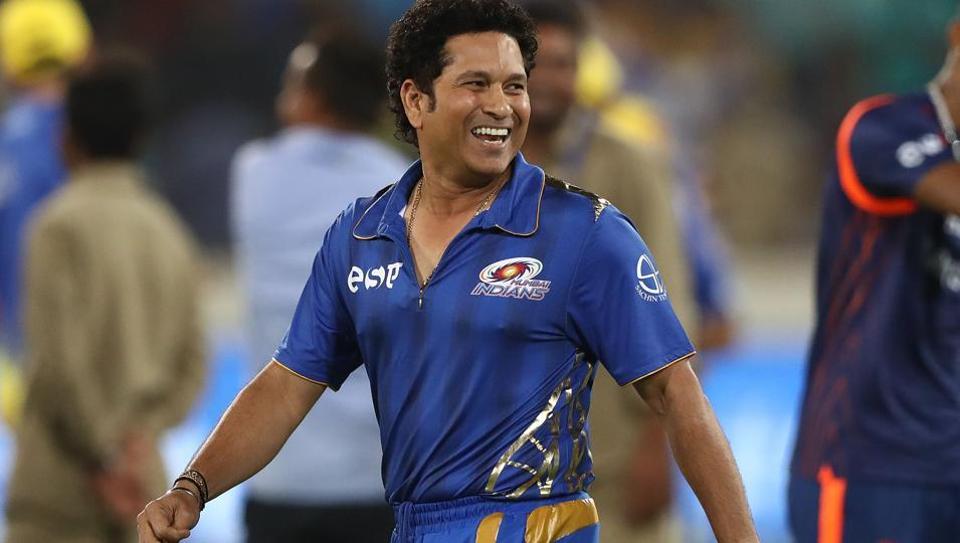 Sachin Tendulkar,Mumbai T20 League,Dead ball controversy