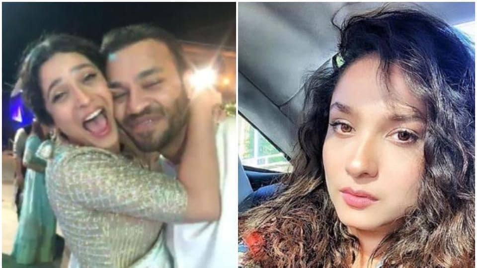 Ankita Lokhande made her Bollywood debut with Manikarnika: The Queen of Jhansi.