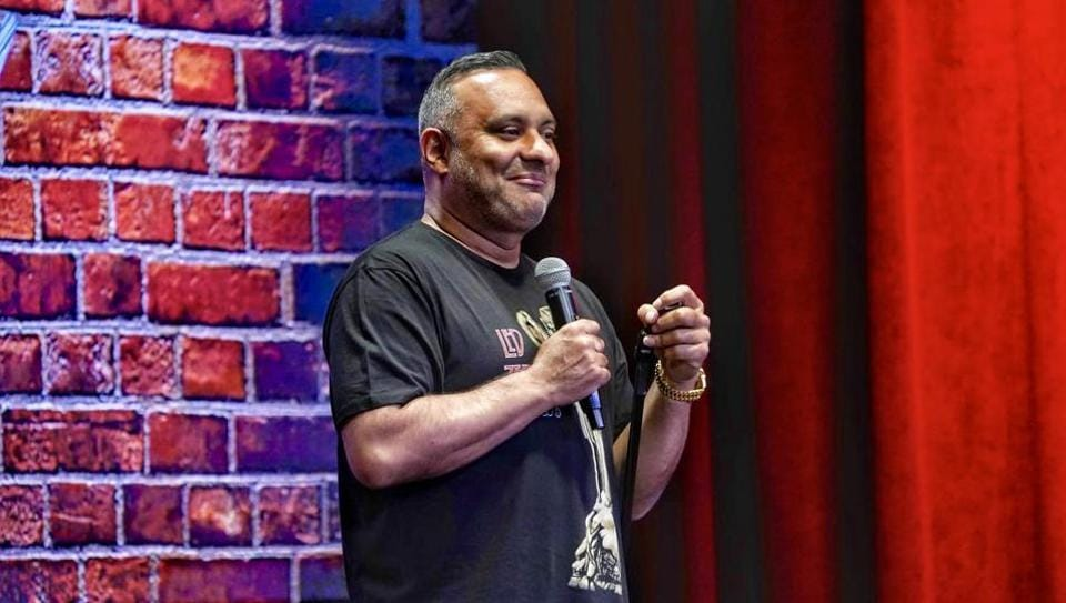 Comedian Russel Peters is performing in Bangalore on May 29, Delhi on May 31, and  on June 2 and June 3 in Mumbai.