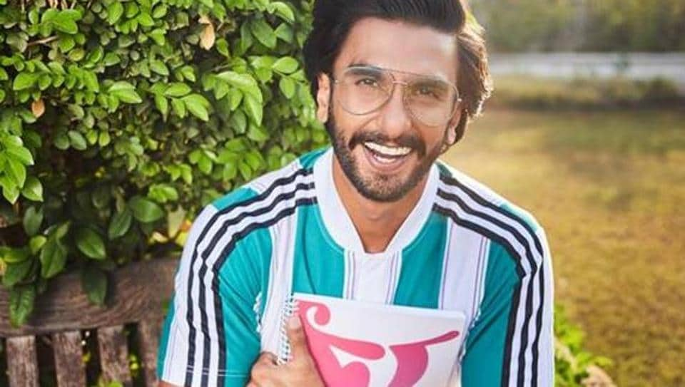 Ranveer Singh also shared a picture of himself holding the script of Jayeshbhai Jordaar in his hands on Instagram.