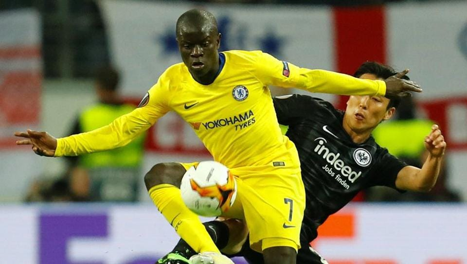 File image of N'Golo Kante