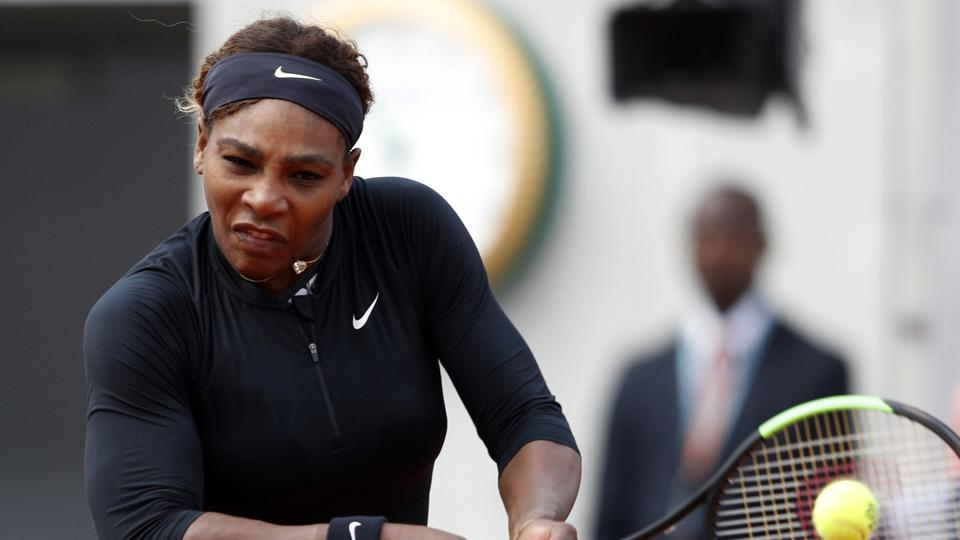 French Open,Serena Williams,Clay court
