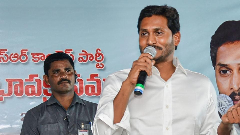 Jagan began revamping the administration within hours of securing the massive mandate in the elections.