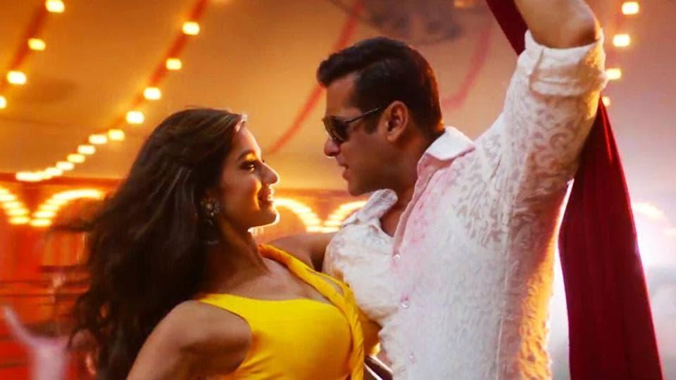 Disha Patani and Salman Khan star together in Bharat.
