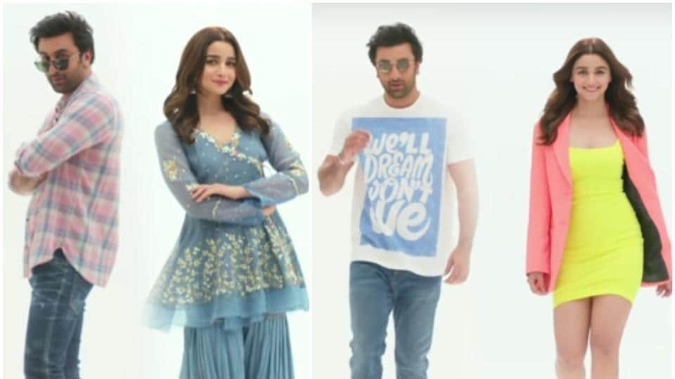 Ranbir Kapoor and Alia Bhatt have featured in their first advertisement together.