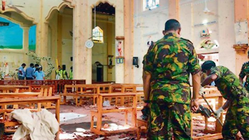 Easter blasts,Sri Lanka,NIA team