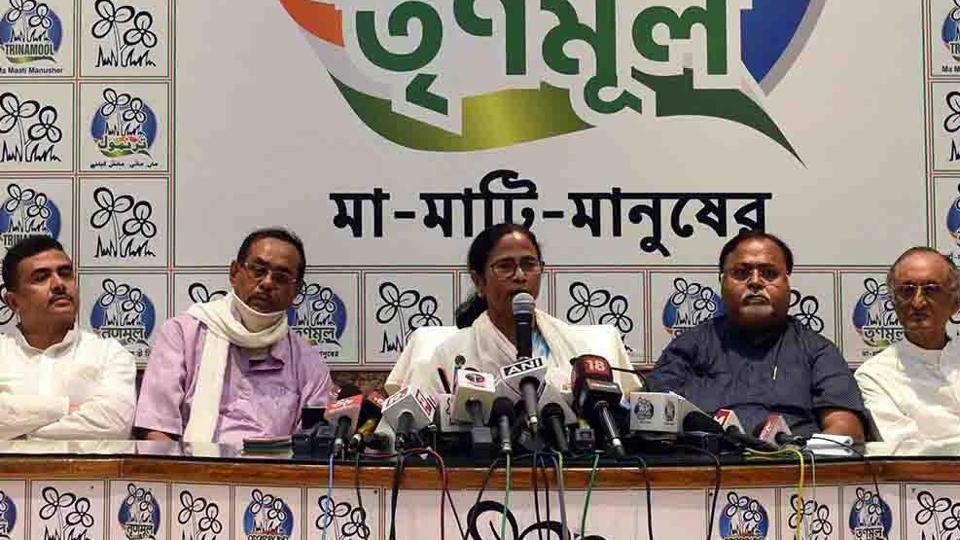 Mamata Banerjee,PM Modi,Modi swearing in