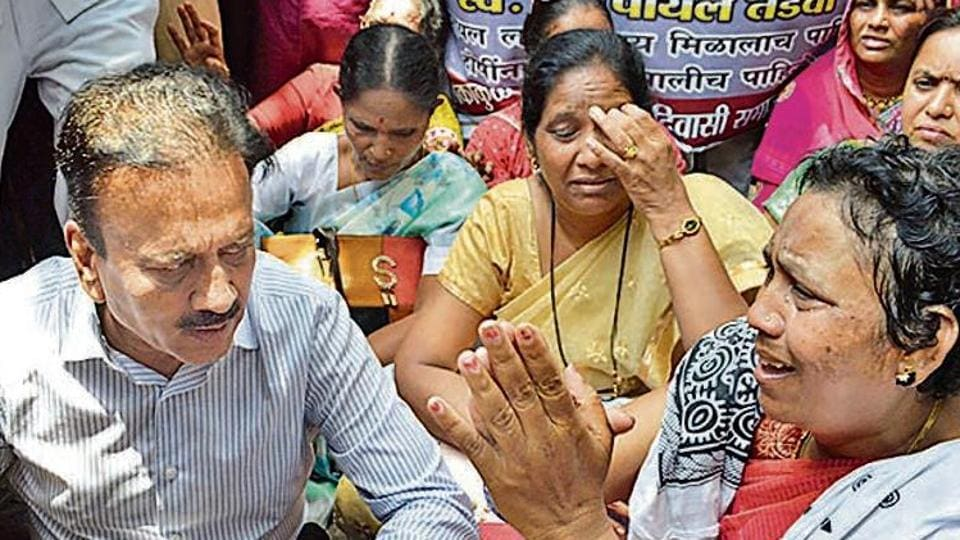 Her family has alleged that she was driven to suicide because Dr Khandelwal, Dr Ahuja and Dr Mehare discriminated against her on  caste grounds.
