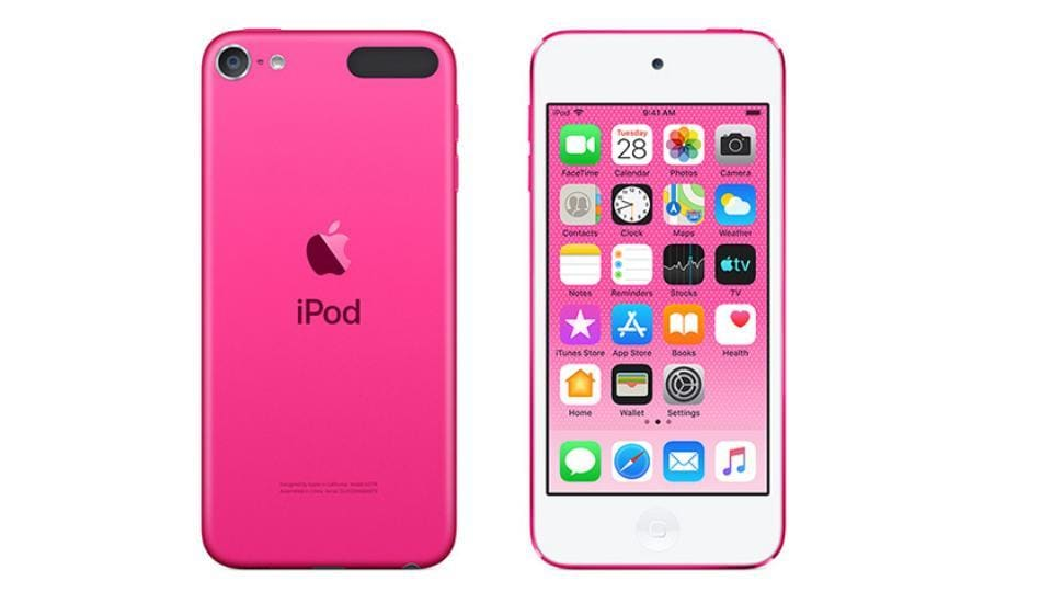 Apple iPod Touch 2019 edition.