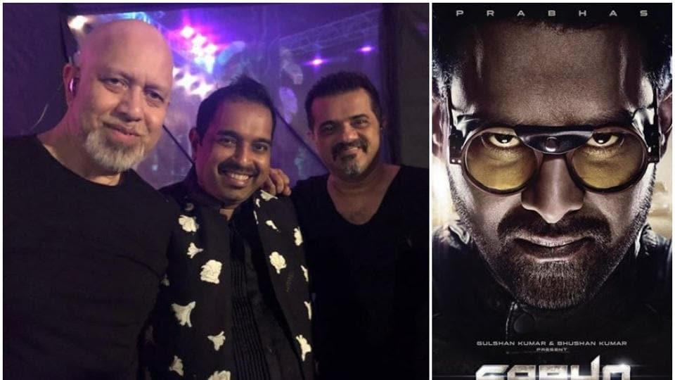 Saaho is Prabhas' next film after Baahubali 2:The Conclusion.