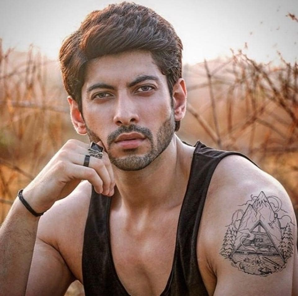 Abhimanyu Chaudhary starred in a TV serial called Manmohini.