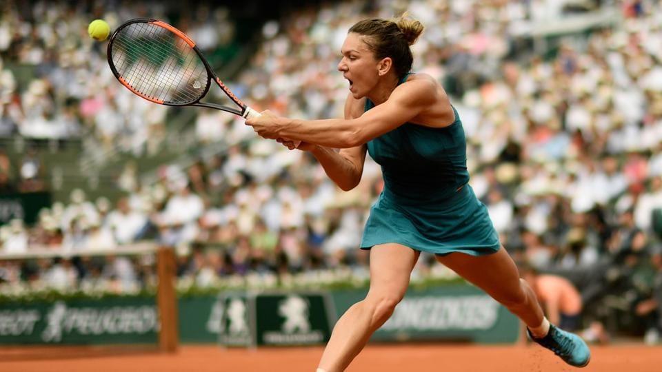 French Open 2019,Naomi Osaka,Simona Halep
