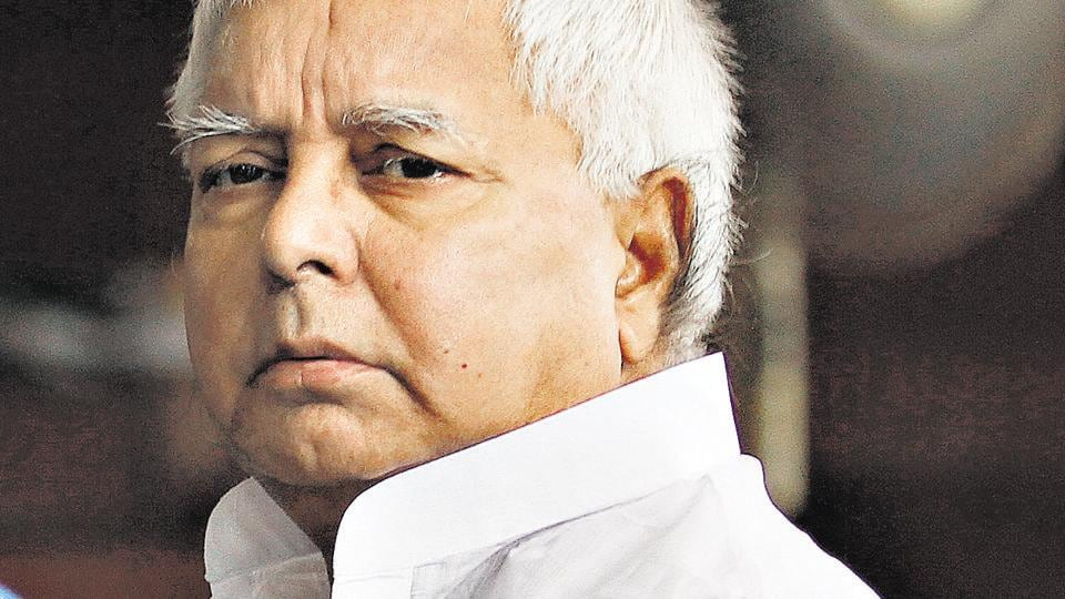 RJDchief Lalu  Prasad is currently undergoing treatment in custody at Ranchi's  Rajendra Institute of Medical Sciences (RIMS).