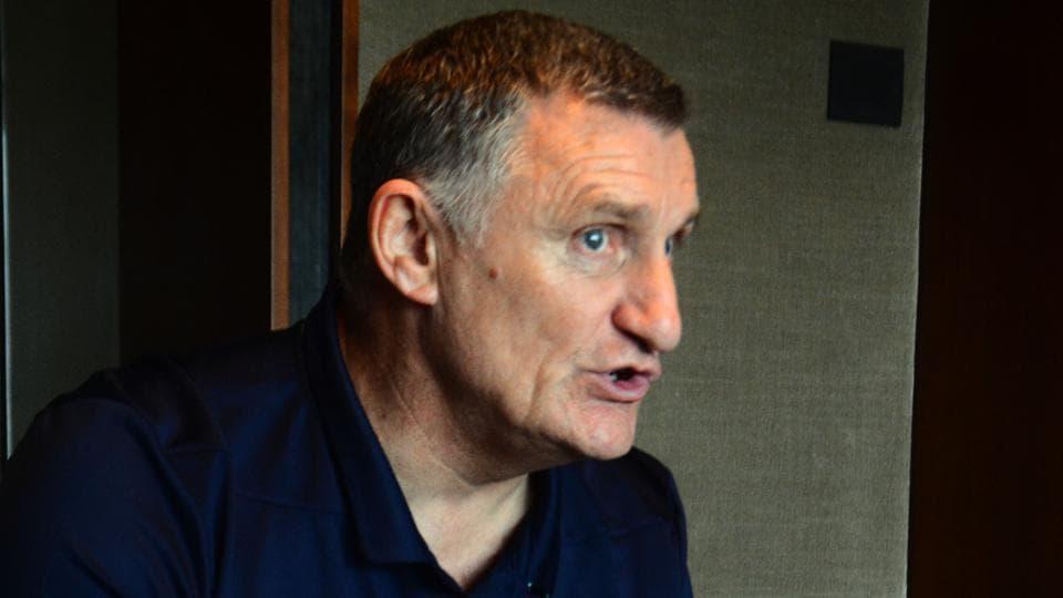 Tony Mowbray, the Blackburn Rovers manager