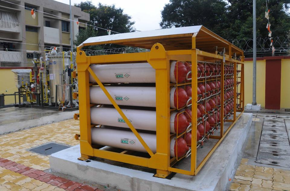 Control centre installed for LPG supply through pipeline  in Ranchi.