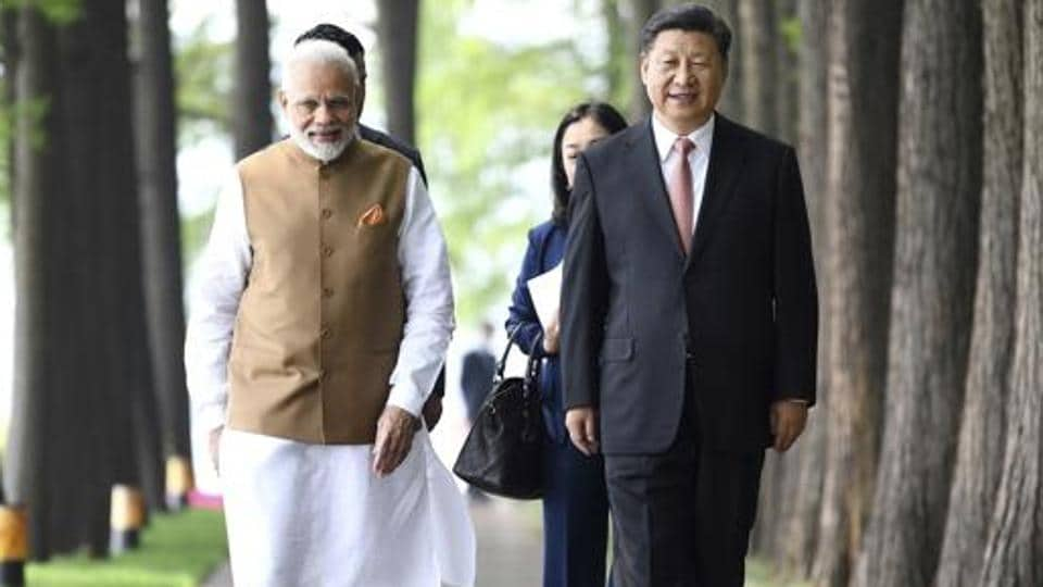 """Prime Minister Narendra Modi and Chinese President Xi Jinping have met three times since Wuhan to """"lead the waves of the two countries' relations"""" and at least three Chinese ministers have visited India in the last one year."""