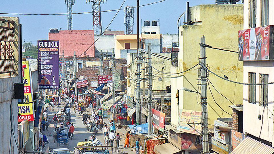 panel report,illegal colonies,development fee