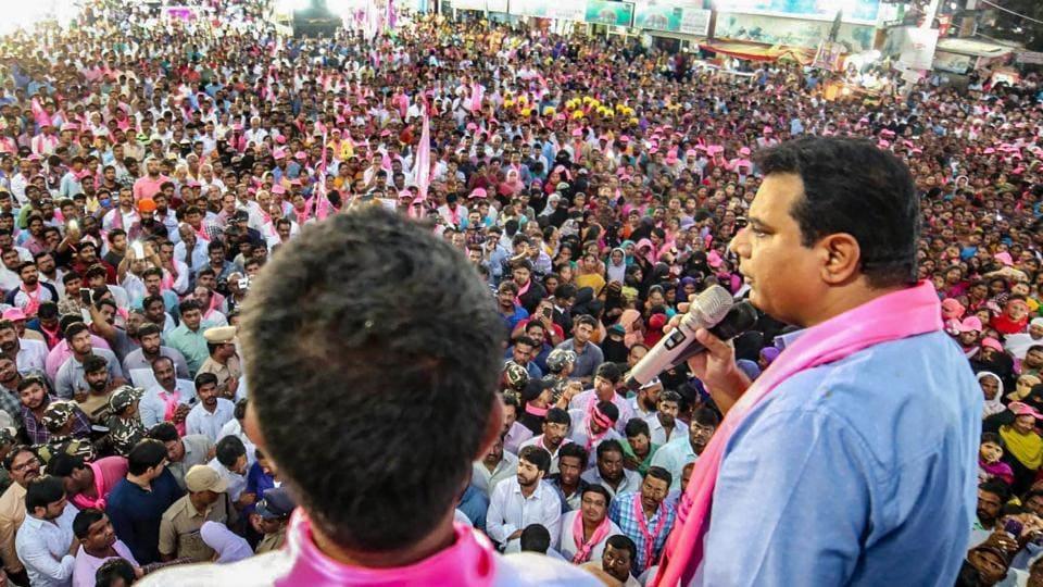 K Chandrasekhar Rao,TRS,NDA