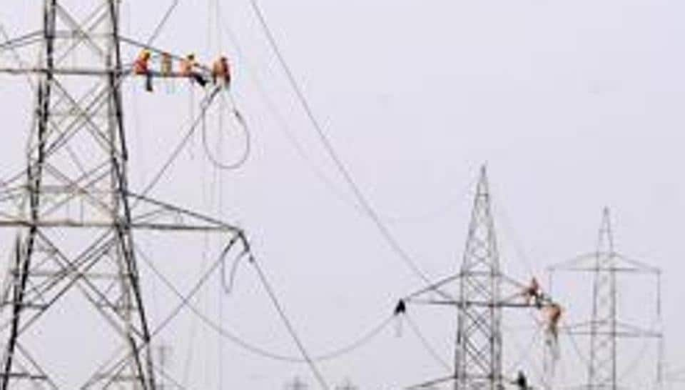Consumers will feel the pinch as the power regulator in Punjab has decided to jack up the tariff by 2.14%.  (Photo by Sunil Ghosh / Hindustan Times)