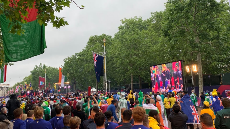 ICC World Cup 2019 Opening Ceremony Highlights: Anil