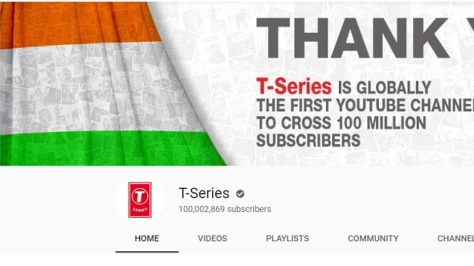 Series finally beats PewDiePie to 100 million YouTube subscribers