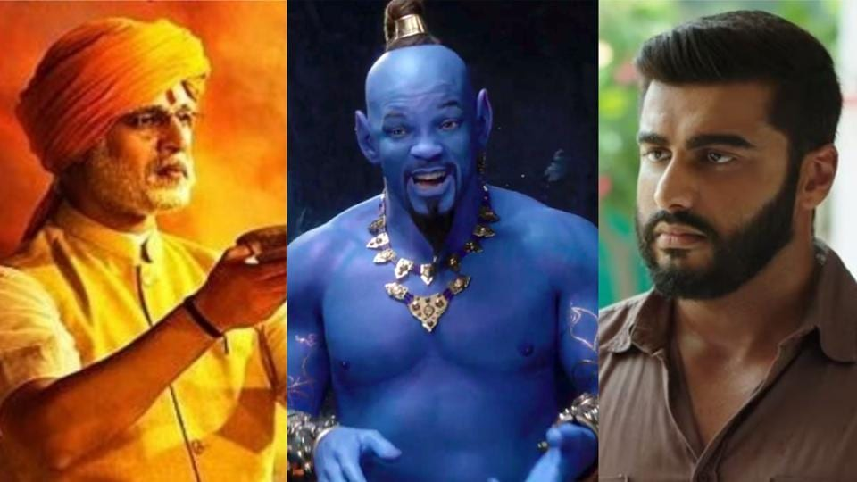 Aladdin has left Arjun Kapoor's India's Most Wanted and PM Narendra Modi behind with its box office collection.