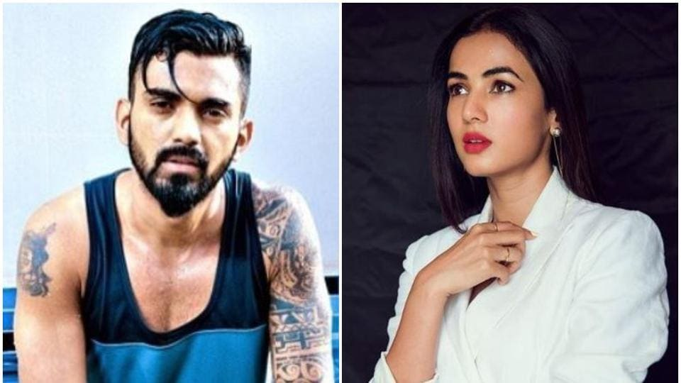 Sonal Chauhan and KL Rahul are rumoured to be a couple.