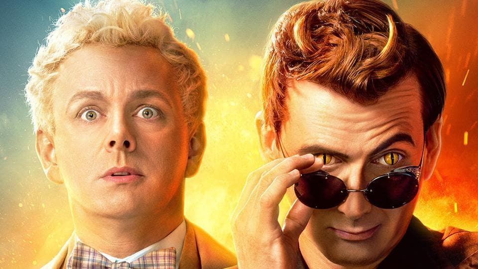 Good Omens,Good Omens Review,Good Omens Amazon