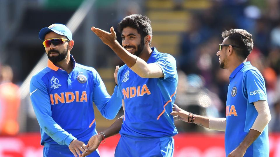 Virat Kohli Jasprit Bumrah Lead Charts Heading Into World