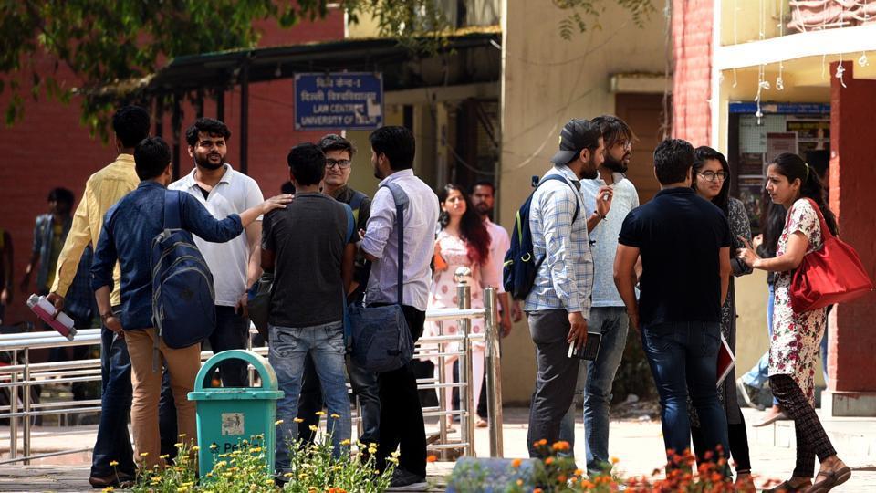 delhi university,DU admission process,DU undergraduate admissions