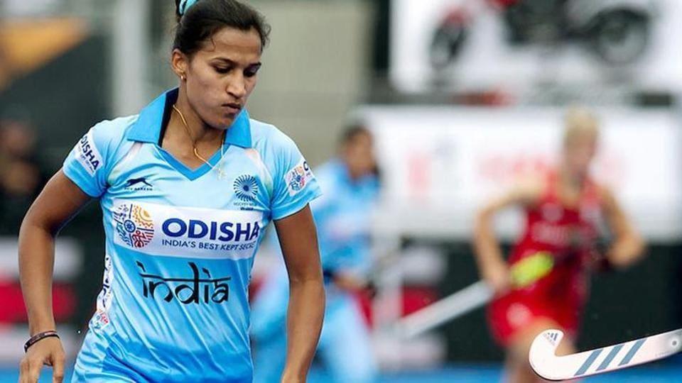 Hockey India,India women's hockey team,Rani Rampal