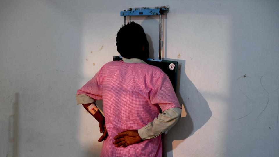 A patient undergoes an X-ray. More broadly, building more facilities, training more staff and implementing more reforms are needed in what remains a dysfunctional system, experts say. Modi has promised to hike health spending to 2.5% of GDP by 2025, from 1.15% now but it is unclear if this will suffice. Critics also say that Modicare helps unscrupulous private providers boost profits. (Money sharma / AFP)