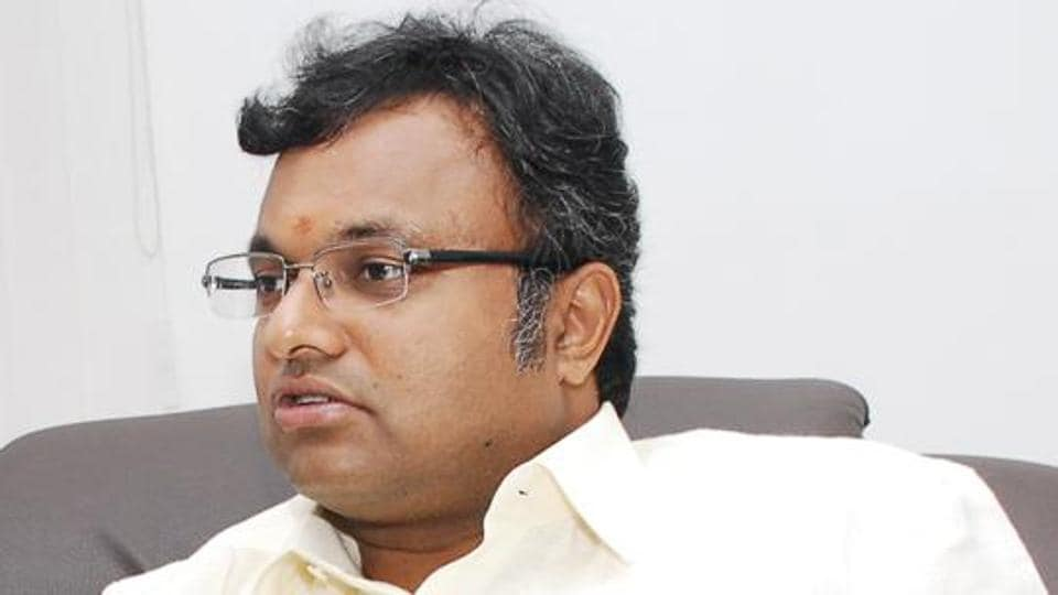 In the Lok Sabha elections, Karti Chidambaram won the Sivaganga seat in Tamil Nadu by over 3 lakh votes