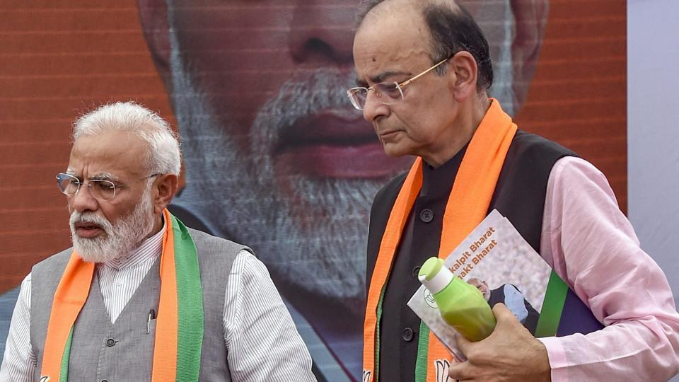 Finance Minister Arun Jaitley has written to Prime Minister Narendra Modi, asking him not to give him any responsibility in the new government due to health reasons.