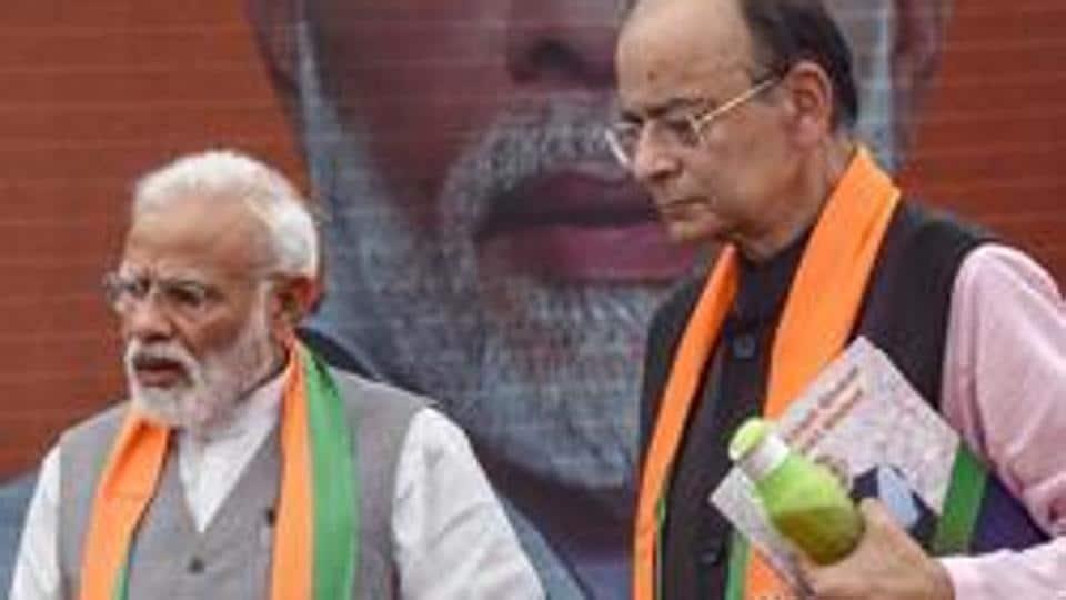 India news,Arun Jaitley,Kailash colony