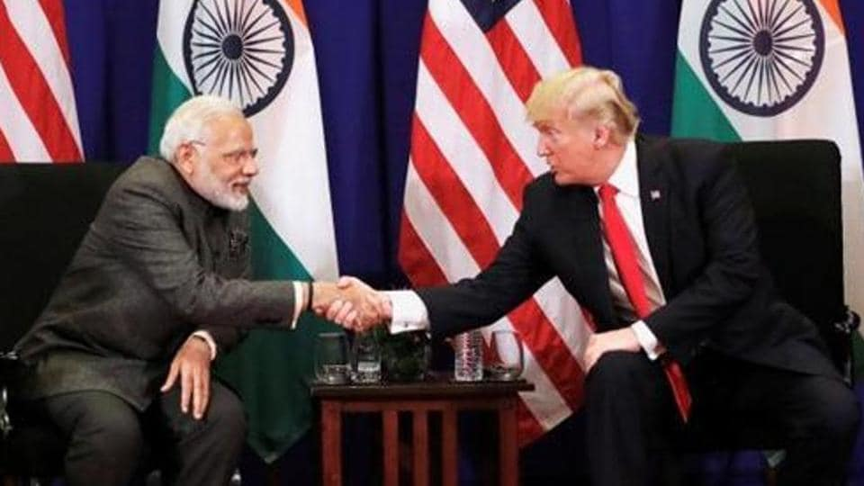 The Trump administration congratulated Prime Minister Modi and his Bharatiya Janata Party on the spectacular electoral victory in the Lok Sabha elections.
