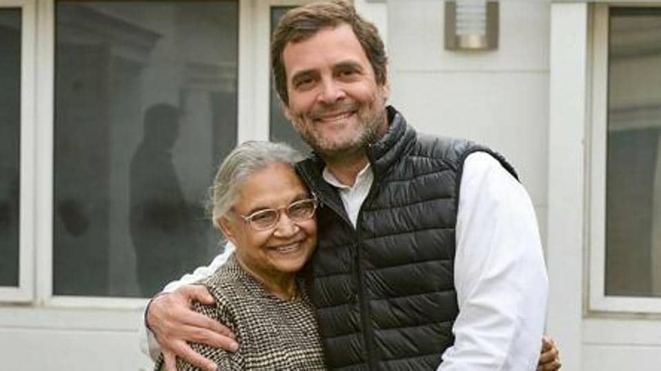 Delhi Congress chief Sheila Dikshit had said earlier that the party has bounced back in the past from challenging circumstances to triumph.