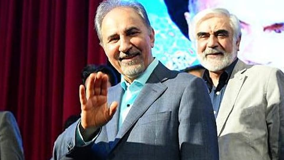 Najafi resigned as mayor in 2018 after hard-liners criticized him for attending a dance performance by young girls.
