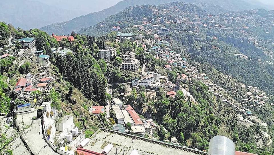 Increasing tourist influx, coupled with rampant construction, has put additional pressure on rich biodiversity, water resources and the green cover of Mussoorie.