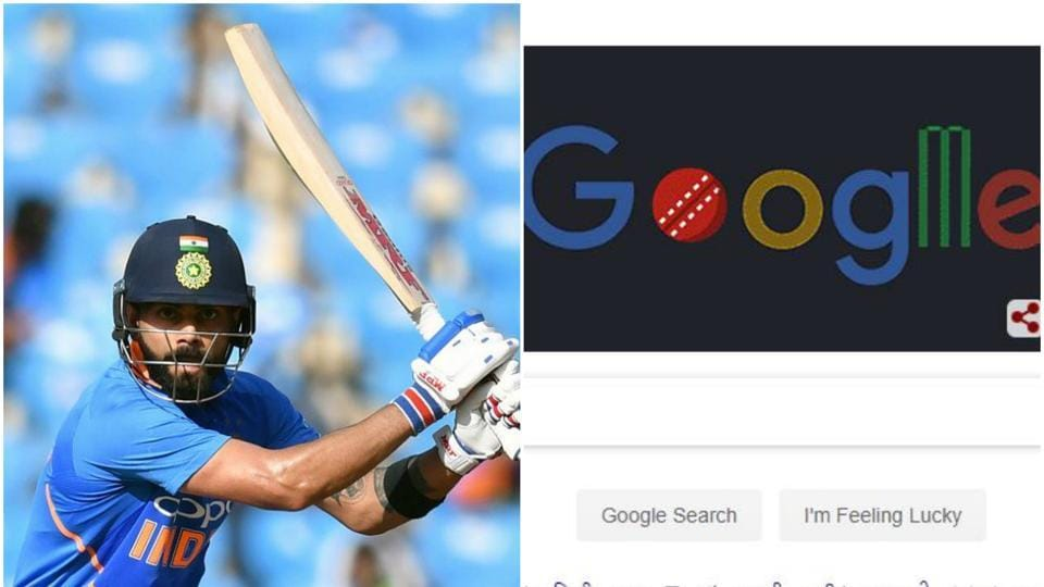 2019 Cricket World Cup Google Doodle Marks Beginning Of